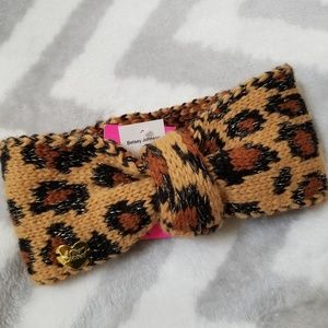 Betsey Johnson Headwrap/Headband